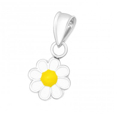 Daisy - 925 Sterling Silver Pendants for kids A4S10390