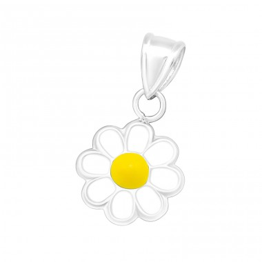 Daisy - 925 Sterling Silver Pendants for kids A4S16593