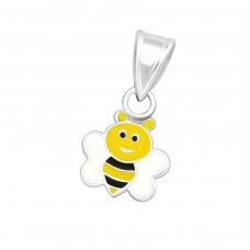 Bee - 925 Sterling Silver Pendants for kids A4S19320