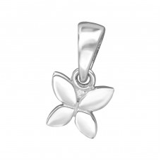 Butterfly - 925 Sterling Silver Pendants for kids A4S24850