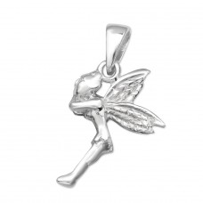 Fairly Lady - 925 Sterling Silver Pendants for kids A4S2799