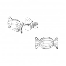 Candy - 925 Sterling Silver Ear Studs for kids A4S31062