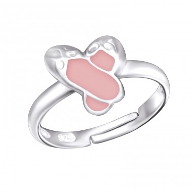 Shoes - 925 Sterling Silver Rings for kids A4S28182