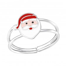 Santa - 925 Sterling Silver Rings for kids A4S35805