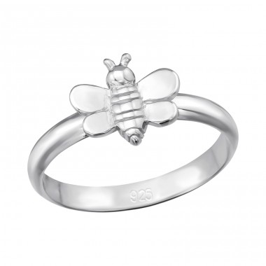 Bee - 925 Sterling Silver Rings for kids A4S39829