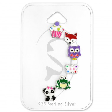 Mixed - 925 Sterling Silver Jewellery sets for kids A4S29130