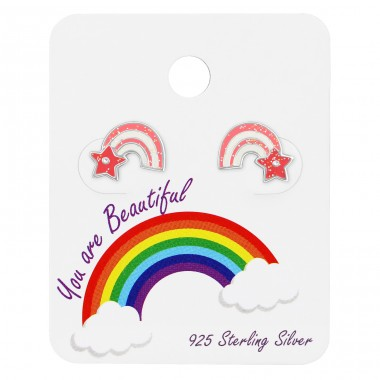 Rainbow - 925 Sterling Silver Jewellery sets for kids A4S38068