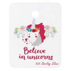 Unicorn - 925 Sterling Silver Jewellery sets for kids A4S38073