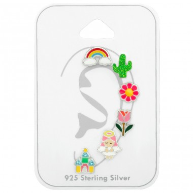 Mixed - 925 Sterling Silver Jewellery sets for kids A4S38736