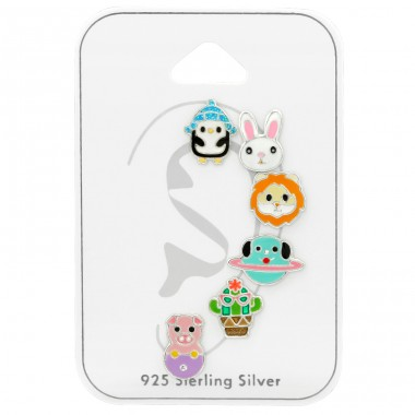 Mixed - 925 Sterling Silver Jewellery sets for kids A4S38737