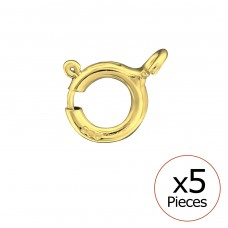 C-Lock - 925 Sterling Silver Silver jewelry accessories A4S32689