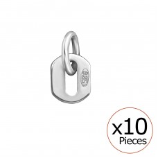925 Tag - 925 Sterling Silver Silver jewelry accessories A4S32713
