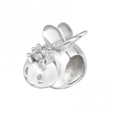 Bee - 925 Sterling Silver Beads without stones A4S15736