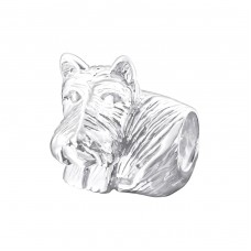 Dog - 925 Sterling Silver Beads without stones A4S22694