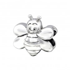 Bee - 925 Sterling Silver Beads without stones A4S28196