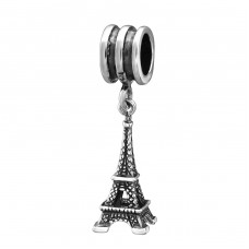Eiffel Tower - 925 Sterling Silver Beads without stones A4S28864