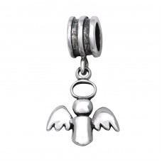 Angel - 925 Sterling Silver Beads without stones A4S28912