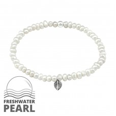 - 925 Sterling Silver Bracelets with silver chain A4S32438