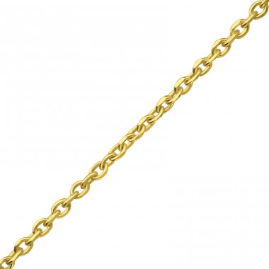 Rolo Chain - 925 Sterling Silver Bracelets with silver chain A4S35216