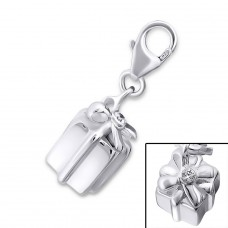 Gift Box - 925 Sterling Silver Charms with lobster A4S19090