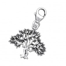 Tree - 925 Sterling Silver Charms with lobster A4S27786