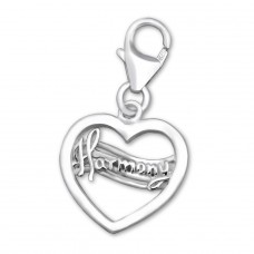 Harmony - 925 Sterling Silver Charms with lobster A4S30697