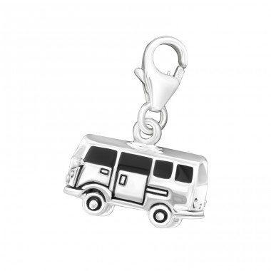Van - 925 Sterling Silver Charms with lobster A4S7271