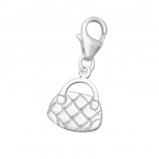Bag - 925 Sterling Silver Charms with lobster A4S885
