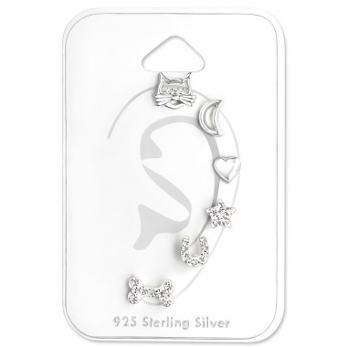 Mixed - 925 Sterling Silver Jewellery Sets A4S29127