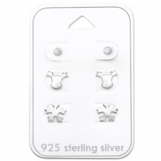Christmas - 925 Sterling Silver Jewellery Sets A4S30962