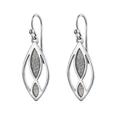 Infinity - 925 Sterling Silver Basic Earrings A4S34500