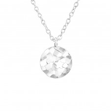 Star - 925 Sterling Silver Necklace without stones A4S37671