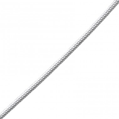 41 cm Snake - 925 Sterling Silver Silver Chains A4S23878