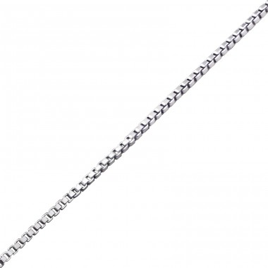 45 cm Snake - 925 Sterling Silver Silver Chains A4S23889
