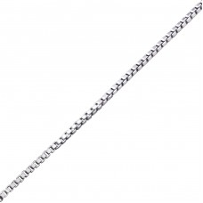 41 cm Square Link - 925 Sterling Silver Silver Chains A4S23890