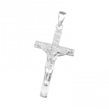 Jesus - 925 Sterling Silver Basic Pendants A4S36753