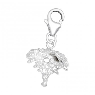 Tree Of Life - 925 Sterling Silver Basic Pendants A4S41660