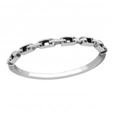Chain - 925 Sterling Silver Basic Rings A4S37948