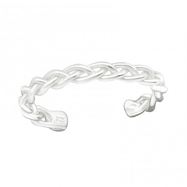 Chain - 925 Sterling Silver Toe Rings A4S20983