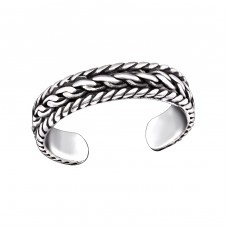 Chain - 925 Sterling Silver Toe Rings A4S29405