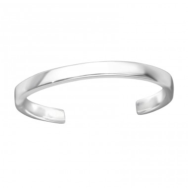 Band - 925 Sterling Silver Toe Rings A4S35208