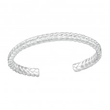 Braid - 925 Sterling Silver Toe Rings A4S38662