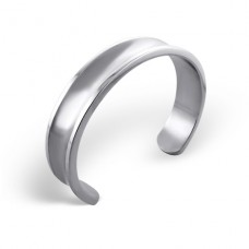 Bangle - 316L Surgical Grade Stainless Steel Steel Bracelets for Women A4S18347