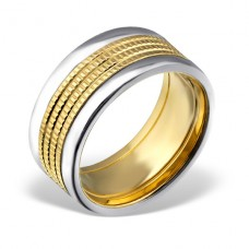 Band - 316L Surgical Grade Stainless Steel Steel Rings A4S22792