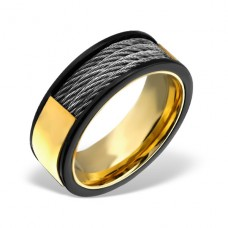 Band - 316L Surgical Grade Stainless Steel Steel Rings A4S22798