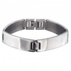 Bangle - 316L Surgical Grade Stainless Steel Steel Bracelets for Men A4S10894
