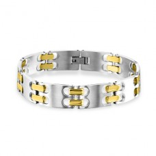 Bangle - 316L Surgical Grade Stainless Steel Steel Bracelets for Men A4S10897