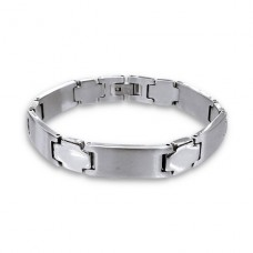 Biker - 316L Surgical Grade Stainless Steel Steel Bracelets for Men A4S11632