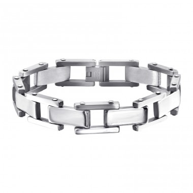 Chain - 316L Surgical Grade Stainless Steel Steel Bracelets for Men A4S1872