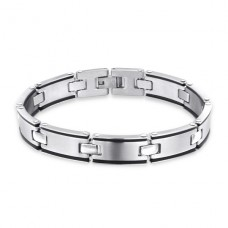 Tagged - 316L Surgical Grade Stainless Steel Steel Bracelets for Men A4S1897